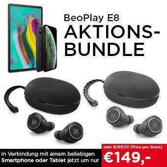 Beoplay E8 Aktionsbundle