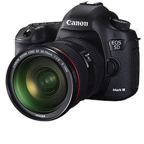 Canon SLR Kameras