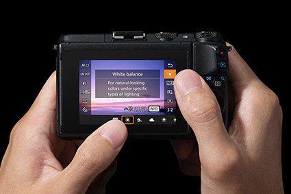 Canon EOS M3