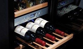 Caso Wine Master und Wine Safe Black