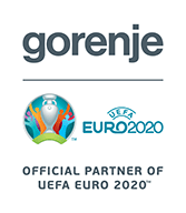 Gorenje - Official Partner of UEFA EURO 2020