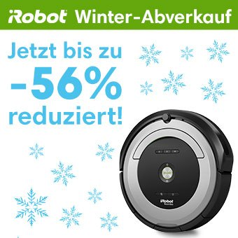iRobot Sale