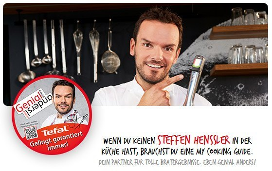 Tefal My Cooking Guide