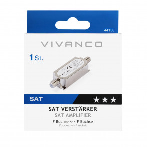 VIVANCO SAT-Breitbandverstärker