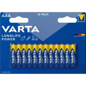 VARTA Micro 12xAAA
