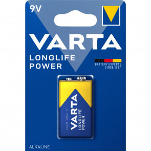 VARTA High Energy 1x9V Batterie