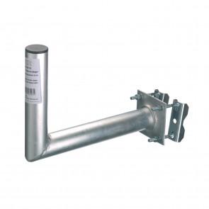 VIVANCO Mast-/Balkonausleger, Aluminium