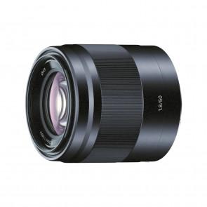 Sony SEL50 F1,8 OSS schwarz