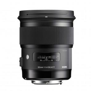 Sigma AF 50 1.4 DG HSM Canon