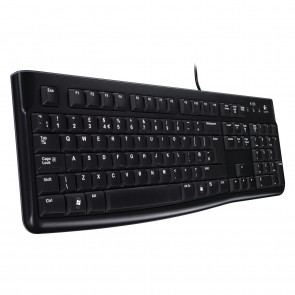 Logitech Keyboard K120 USB DE-Layout