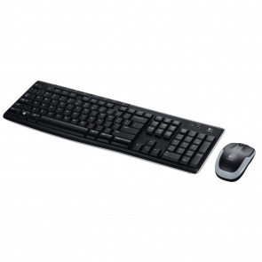 Logitech Wireless Desktop MK270 DE-Layou
