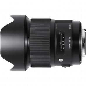 Sigma AF 20mm 1.4 DG HSM für Canon