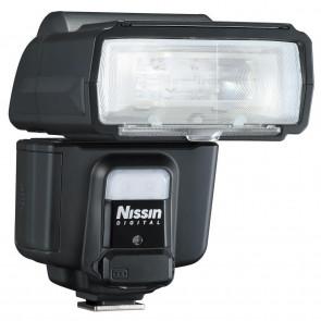 Nissin I60 A Blitzgerät Micro FT