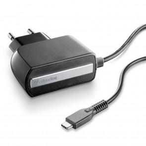 Cellularline Ladegerät USB Typ C 5V / 2A