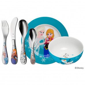 WMF Disney Frozen Kinder-Set, 6-tlg