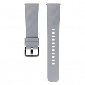 Samsung Silikonarmband Gear Sport grau