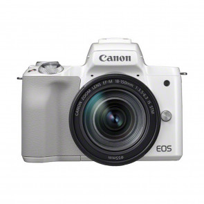 Canon EOS M50 weiss EF-M 18-150 Kit
