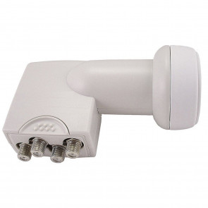 Triax CS 404 QS Gold Quad Switch LNB