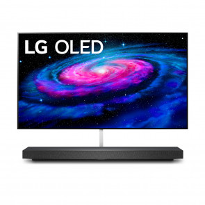 LG OLED65WX9LA Wallpaper OLED TV