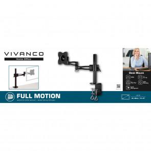 "VIVANCO Monitor Halter bis 27"" max 8KG"