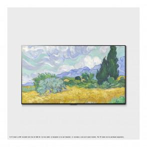 LG OLED77G19LA 4K UHD OLED Gallery TV