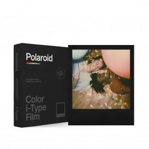 Polaroid I-Type Color-Film Black Frame E