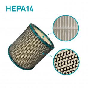 DJIVE HEPA 14 Filter für ARC Heater