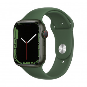 Apple Watch Series 7 LTE 45mm Grün